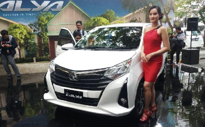 First New Buyer Calya dan Avanza Toyota Beri Promo